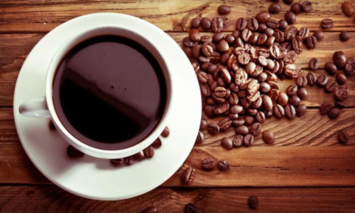 Camano Island Coffee - Camano Island: $15 for 10 16-Ounce Lattes and Mochas at Camano Island Coffee Roasters ($30.50 Value)