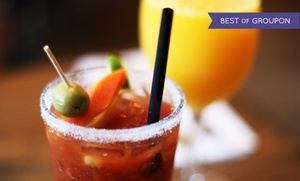 Your Mother's House Kitchen and Bar: Brunch for Two or Four with Unlimited Brunch Cocktails at Your Mother's House Kitchen & Bar (Up to 31% Off)