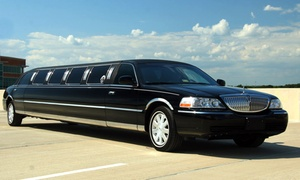 Event's Limousine: Three Hours of Limo Rental from Event's Limousine (33% Off)