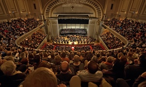Cincinnati Symphony Orchestra: Cincinnati Symphony Orchestra (Through May 14)