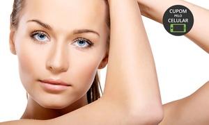 Spazzio Beleza & Estética: Spazzio Beleza & Estética – Parque Industrial: limpeza de pele, alta frequência, esfoliação, máscara e sérum hidratante