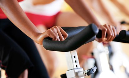 image for $29.50 for Five <strong>Spinning</strong> Classes at Revolution Cycling Studio ($60 Value)