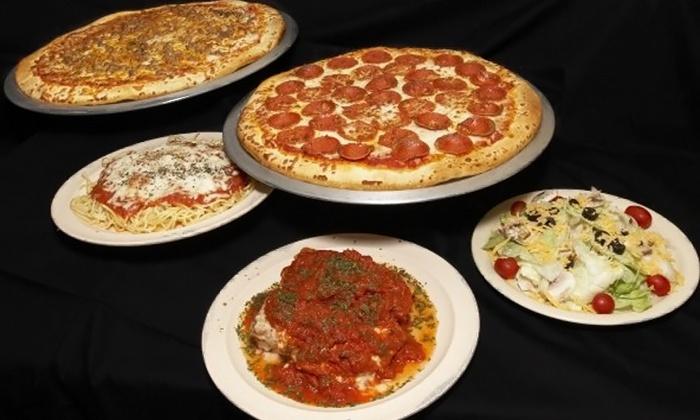 Michaelangelo's Pizza - Midtown: Dine-In or Takeout Pizza at Michaelangelo's Pizza (Up to 44% Off)