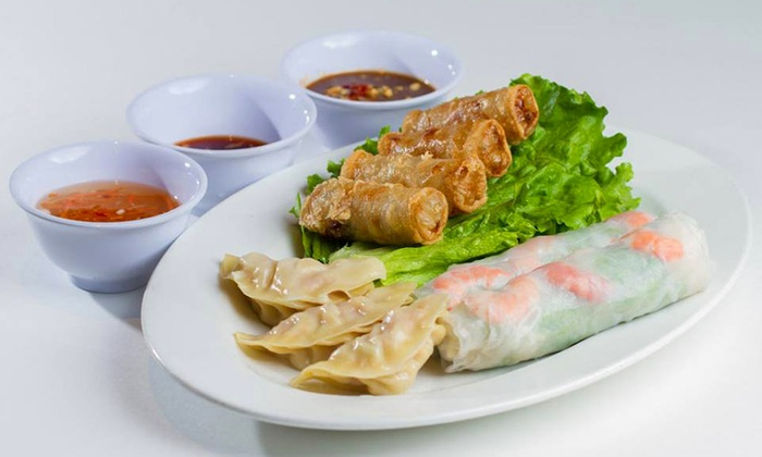 NAM: Noodles and More - Neartown/ Montrose: Vietnamese Food at NAM: Noodles and More (40% Off). Two Options Available.