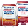 Mucinex Fast-Max for Adults (3-Pack)