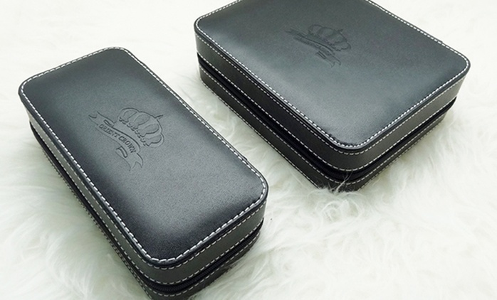 Travel Watch Case from AED 49 (Up to 75% Off)