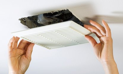 image for Air-Duct and Optional Dryer-Vent Cleaning from Premier Air Duct Cleaning (Up to 91% Off)