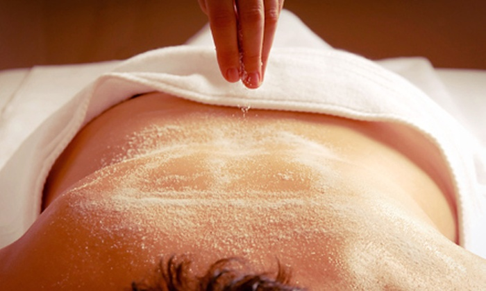 Visible Changes Salon & Day Spa - San Mateo: One or Three Body Scrubs at Visible Changes Salon & Day Spa in San Mateo (Up to 60% Off)