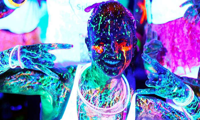 Neon Dash - Portland: Entry to the Neon Dash at Portland International Raceway on Saturday, August 16 (Up to 55% Off)