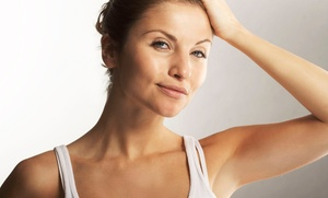 Dr. Bellinghams Cosmetic Laser Center: Laser Hair Removal  at Dr. Bellingham's Cosmetic Laser Center (Up to 72% Off). Three Options Available.
