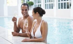 Vendôme Comine: 2h de spa privatif avec sauna, hammam et jacuzzi, massage et champagne pour 2 personnes à 79,99 € au spa Vendôme Comines