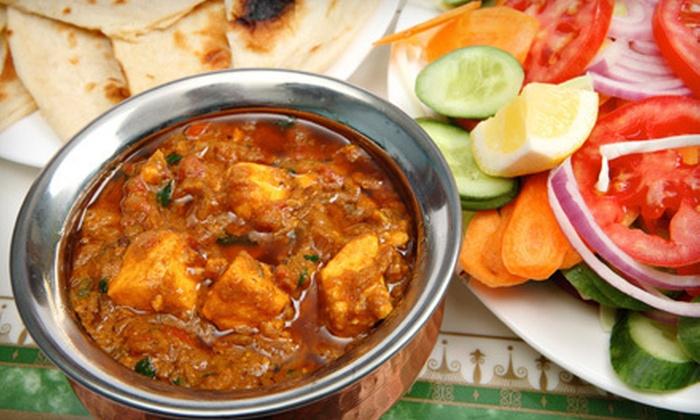 Tandoor Indian Restaurant - Chapel Hill: $12 for $25 Worth of Indian Food at Tandoor Indian Restaurant