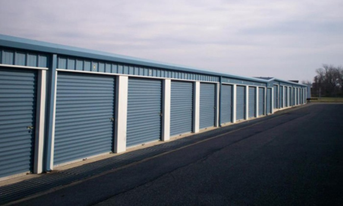 The Storage Room - Smyrna: Three-Month Rental for a 5'x10' or 10'x10' Storage Unit at The Storage Room (Half Off)