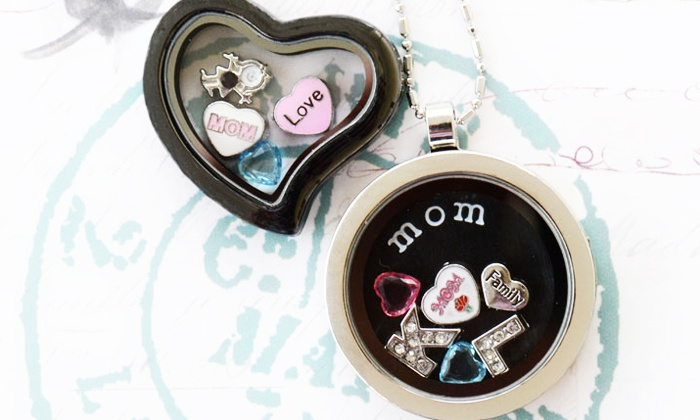 Stamp the Moment: $5 for Choice of Four Charms from Stamp the Moment ($15.96 Value