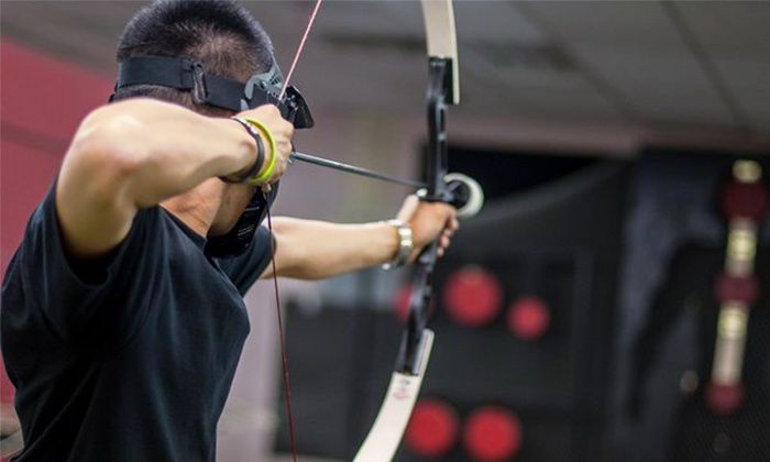 Archers Arena - North York: One Hour of Basic Archery Training for Two or Four with an Instructor at Archers Arena (Up to 51% Off)