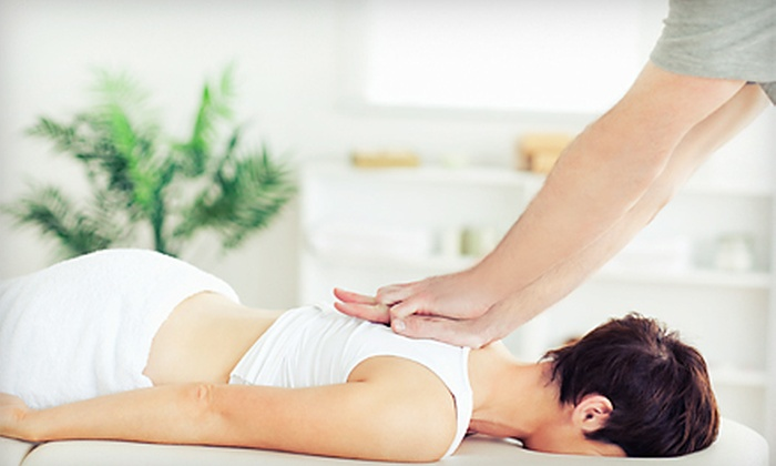 Blueberry Moon - DePaul: $87 for a Spa Facial Package or Spa Massage Package at Blueberry Moon (Up to $180 Value)