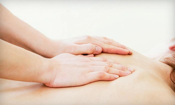 HealthMedica Canada - HealthMedica- Winnipeg: One or Two One-Hour Massages at HealthMedica Canada (up to 51% Off)