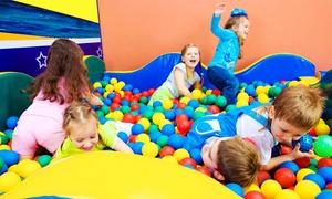 Royal kids Les echets: 1 entrée pour 1, 2 ou 3 enfants, dès 5,90 € au parc Royal Kids Les Echets