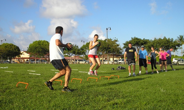 Total Fitness Solutions - Palm Beach: Four Weeks of Fitness and Conditioning Classes at Total Fitness Solutions (79% Off)