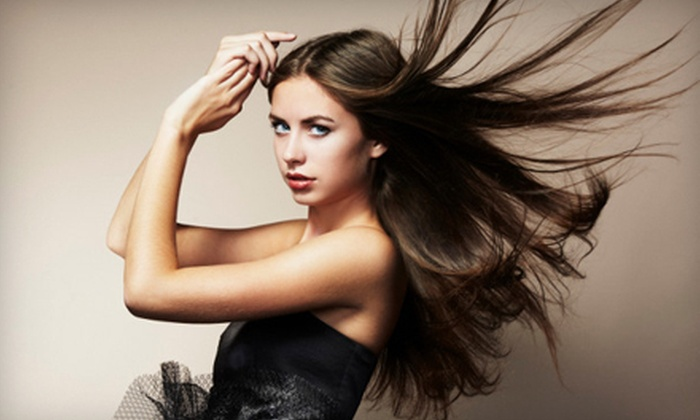 Amare La Vita Salon - Cliftondale: $30 Worth of Hair, Nail, and Waxing Services