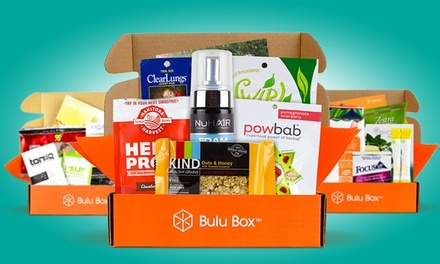 1-Month or 3-Month Subscription to Bulu Box