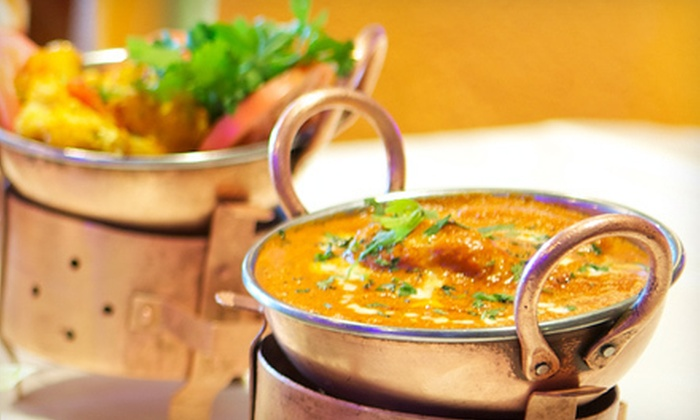 Saffron - Westmont: $20 for $40 Worth of Indian Food and Drinks During Dinner at Saffron