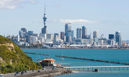 ✈ 11-Day New Zealand & Fiji Trip with Airfare & Rental Car from Pacific Holidays; Price/Person Based on Double Occupancy