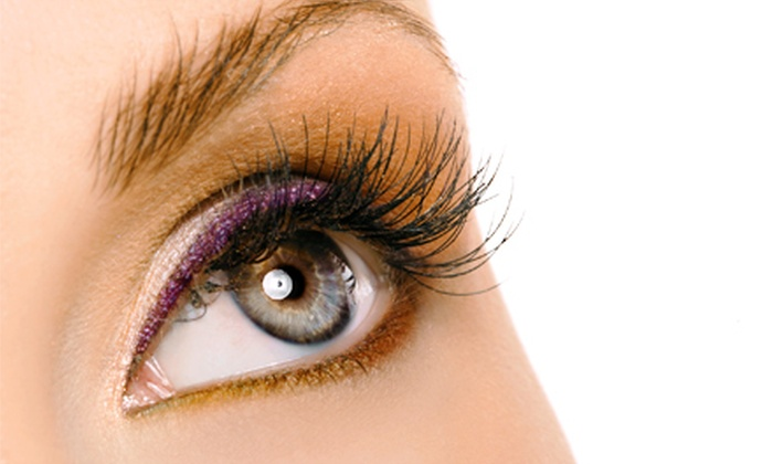 A Better Image - Glastonbury Center: $89 for One Set of NovaLash Eyelash Extensions at A Better Image ($300 Value)