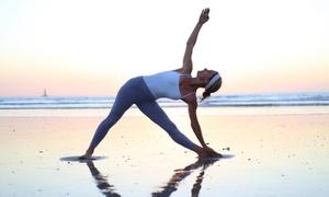 JIVA/AnandYoga: 3 oder 5 Einheiten Yoga-Beginnerkurs à 90 Minuten bei JIVA/AnandYoga (bis zu 56% sparen*)