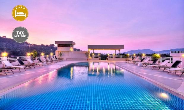 Phuket: 4* Citin Plaza Patong 0