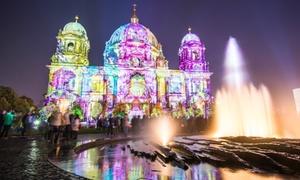 Praga lub Berlin: ekspresowa wycieczka na Festiwal Świateł