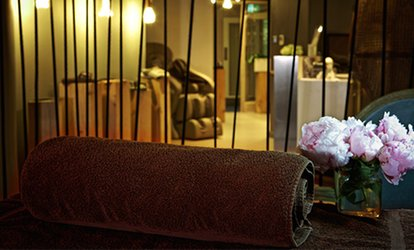 Choice of Massage with Hands or Feet Mask and Optional Facial at Spa at the Hilton Park Lane (42% Off)