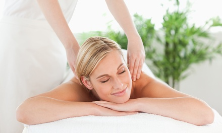 One, Three, or Six One-Hour Swedish Massages at Unity Chiropractic Inc. (Up to 59% Off)