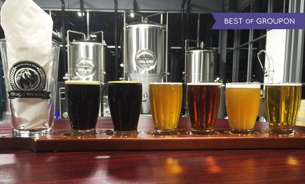 Up to 50% Off Tour and Tastings at Dragas Brewery