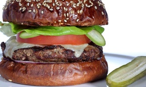 Blanc Burgers + Bottles: Burgers and Sides for Two or Four at Blanc Burgers + Bottles (Up to 37% Off)