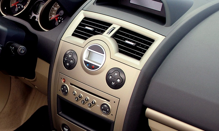 German Dreams - Bakersfield: $59 for Air-Conditioning Service with One Pound of Freon from German Dreams ($120 Value)