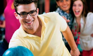 Kingstown Bowl: $25 for Two Hours of Bowling with Shoe Rental for Up to Four at Kingstown Bowl in North Kingstown (Up to $55 Value)