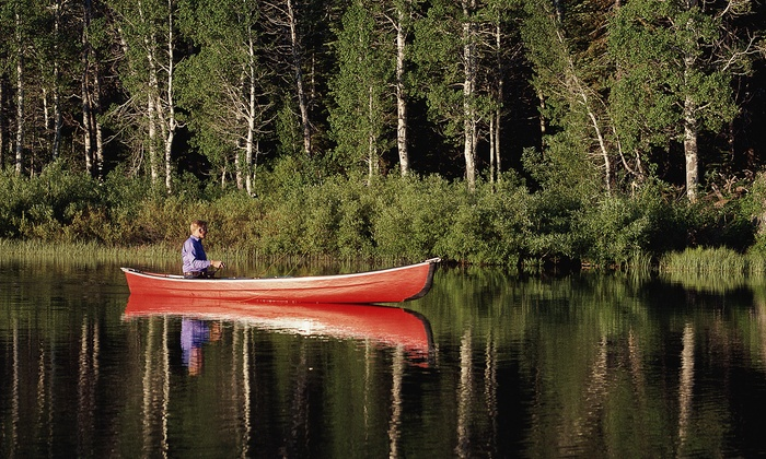 Voyageur North Outfitters - Ely: $199 for a Four-Day, Three-Night Canoe Trip for One from Voyageur North Outfitters ($395 Value)