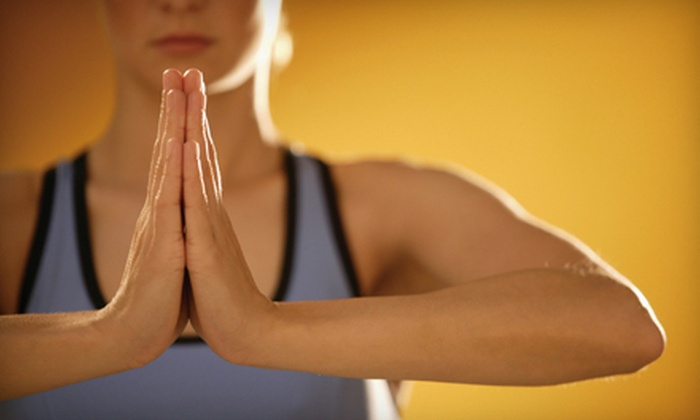 Just Breathe - Friendly: 6 or 12 Yoga, Nia, Tai Chi, and Fitness Classes at Just Breathe (Up to 56% Off)