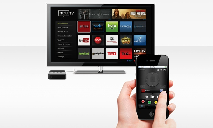 Netgear NeoTV Pro Streaming Player: $49.99 for a Netgear NeoTV Pro Streaming Player: NTV300S-100NAS ($79.99 List Price). Free Shipping and Returns.