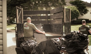 Grunts Move Junk: $451 for $550 Worth of Junk Removal — Grunts Move Junk