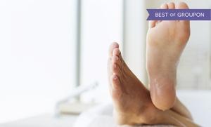 Prestige Podiatry: Laser Toenail-Fungus Removal for One or Both Feet at Prestige Podiatry (67% Off)