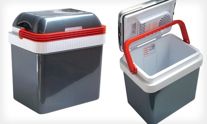 Koolatron P-25 Fun-Kool Electric Cooler: $59.99 for a Koolatron P-25 Fun-Kool Portable Electric Cooler ($109.95 List Price). Free Shipping and Returns.