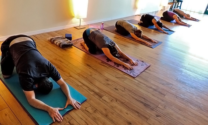 The Center For Living Well - Chandler: Up to 71% Off Yoga Classes & Yoga Wellness Services from The Center For Living Well. Four Options Available.