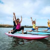 Up to 48% Off SUP Yoga at Floating Yogis