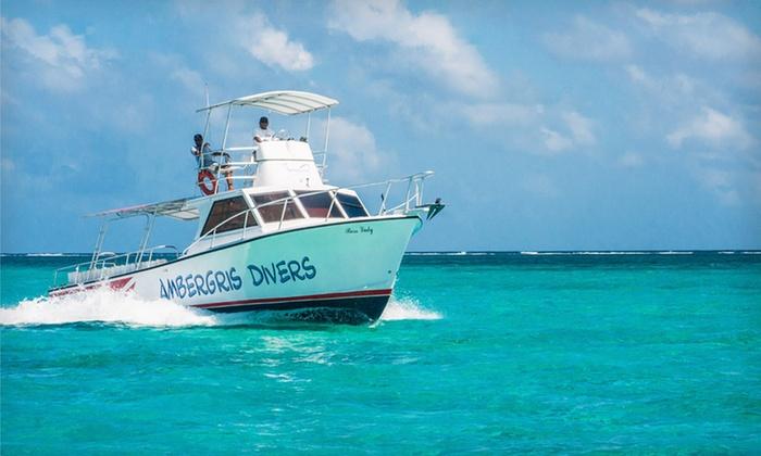 Ambergris diver 39 s resort in san pedro groupon getaways - Ambergris dive resort ...