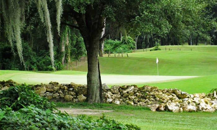 Juliette Falls Golf Course - Dunnellon: All-Day Golf Package for Two or Four at Juliette Falls Golf Club (Up to 49% Off)