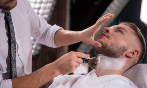 Metro for Men: Men's Hot Lather Shave Package at Metro for Men (Up to 57% Off)