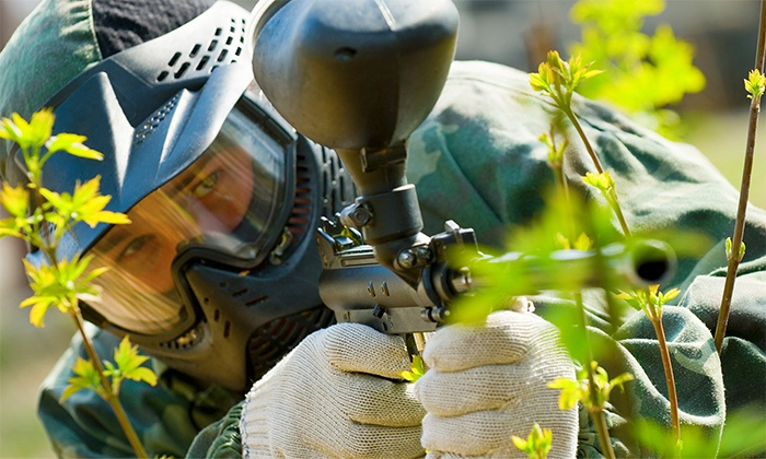Action Town Florida - Hialeah: Paintball for Two or Four with 500 Paintballs and Equipment at Action Town Florida (Up to 63% Off)