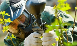 Action Town Florida: Paintball for Two or Four with 500 Paintballs and Equipment at Action Town Florida (Up to 63% Off)